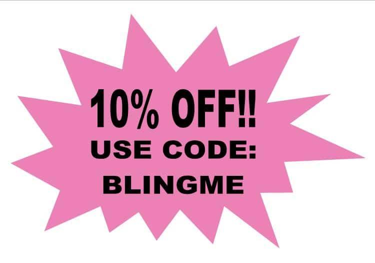 THEBLINGCLUB.COM 10% OFF CODE