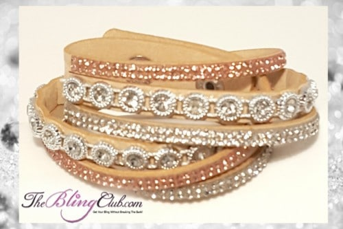 theblingclub-com-modern-antique-tan-wrap-vegan-leather-crystal-bracelet
